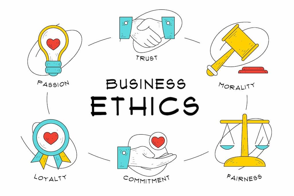 ビジネス的倫理観